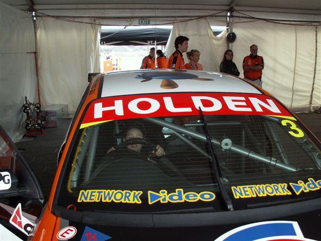 Network Video Supercars sponsorship