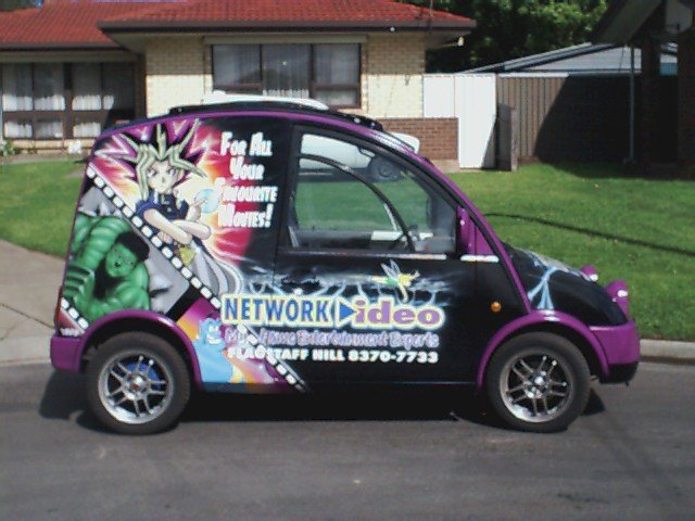 Network Video Flagstaff Hill Car