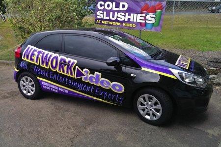 Network Video Kincumber South Car