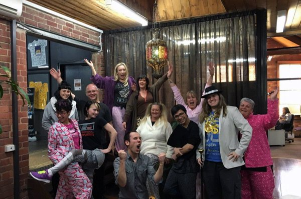 TNG enjoys Pyjama Day raising money charity