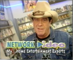 Molly Meldrum Network Video TV Ad