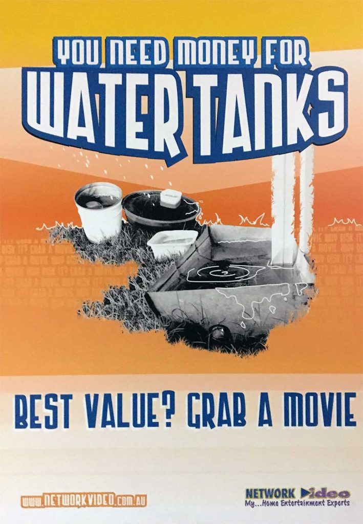 Water Tanks Pro Rental poster